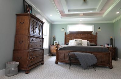 Bedroom | Pride Construction Naples
